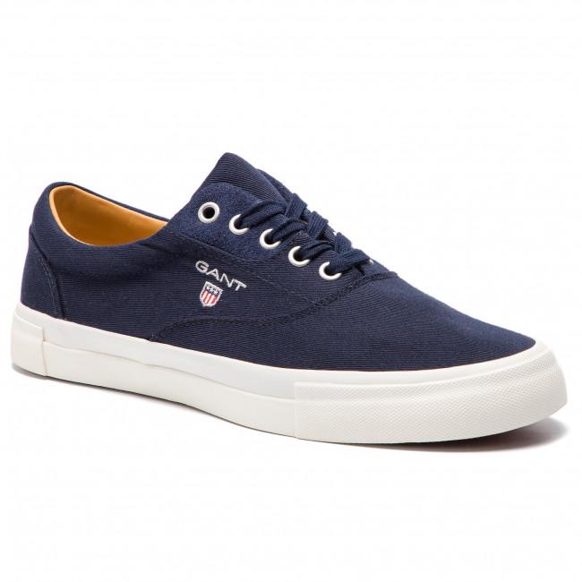 Gant Hero Cotton Twill sneakers marine sale 16638417