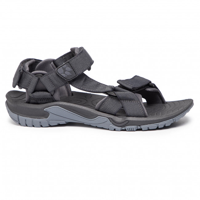 Sandals JACK WOLFSKIN Lakewood Ride Sandal M 4019021 Ebony