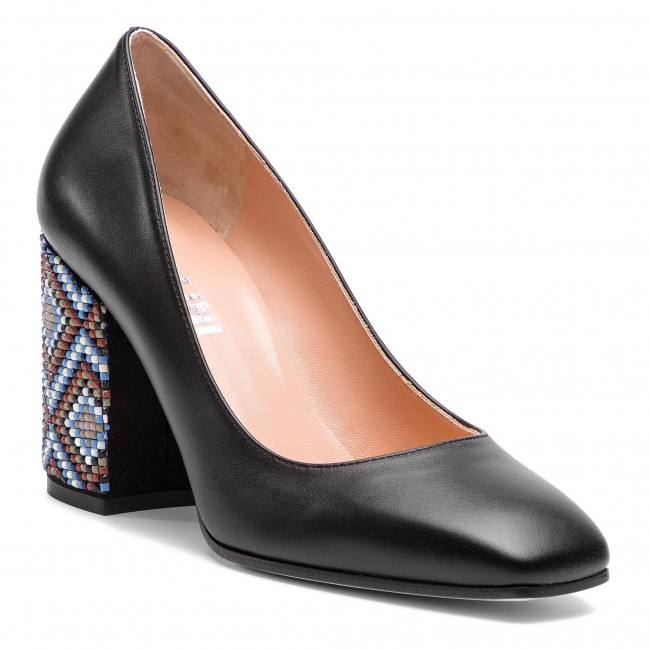 Shoes POLLINI - SA10368C17TD200A Nero/Azz
