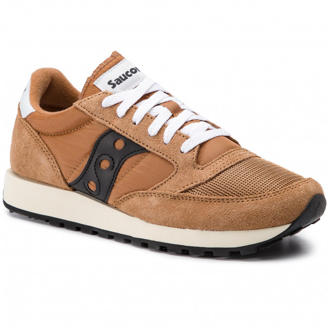new concept aa3be 5c1db Sneakers SAUCONY - Jazz Original Vintage S70368-47 Brown/Black