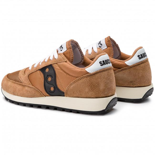 Sneakers SAUCONY Jazz Original Vintage S70368 47 BrownBlack
