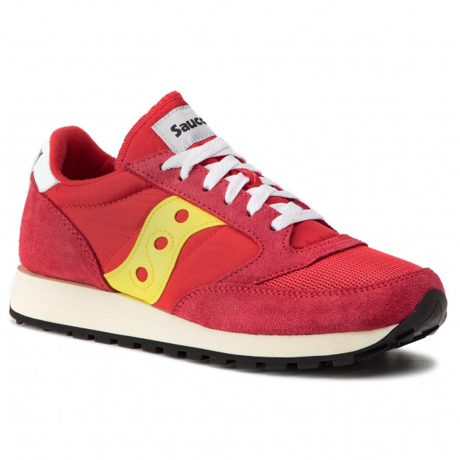 newest e074d 4c31e Sneakers SAUCONY - Jazz Original Vintage S70368-56 Red