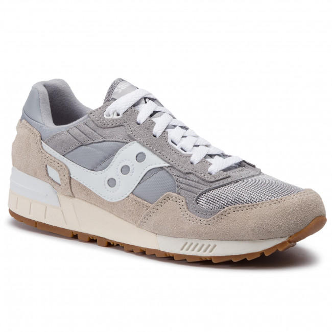 separation shoes 21370 e7d76 Sneakers SAUCONY - Shadow 5000 Vintage S70404-10 Grey/White