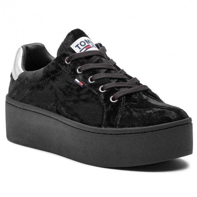 Sneakers TOMMY JEANS - Crush Velvet