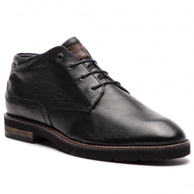 408f5cce620 Boots SALAMANDER - Vasco 31-58908-61 Black