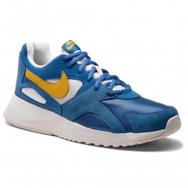 Intacto cerca Mejorar  Shoes NIKE - Pantheos 916776 401 Mountain Blue/Yellow Ochre - Sneakers -  Low shoes - Men's shoes | efootwear.eu