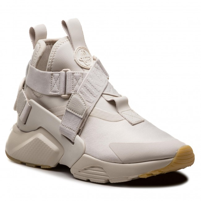 Shoes NIKE - Air Huarache City AH6787 001 Desert Sand/Desert Sand/White