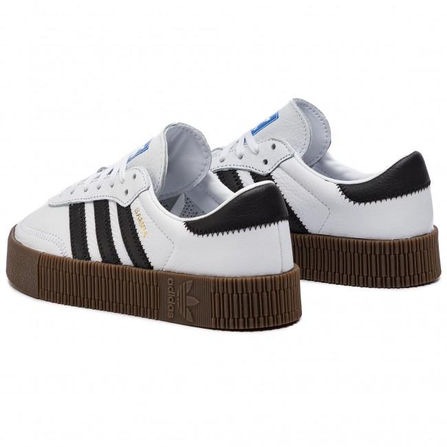 Shoes adidas Sambarose W AQ1134 FtwwhtCblackGum5