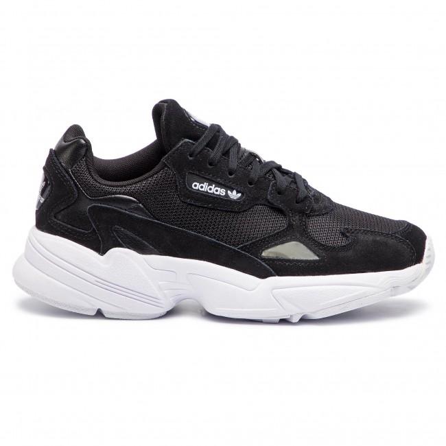 Shoes adidas - Falcon W B28129 Cblack