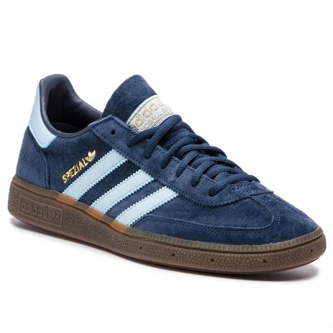 Shoes adidas Handball Spezial BD7633 ConavyCleskyGum5