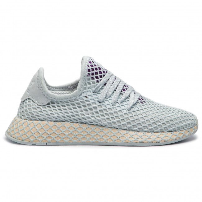 Shoes adidas Deerupt Runner W CG6083 Blutin EcrtinActpur