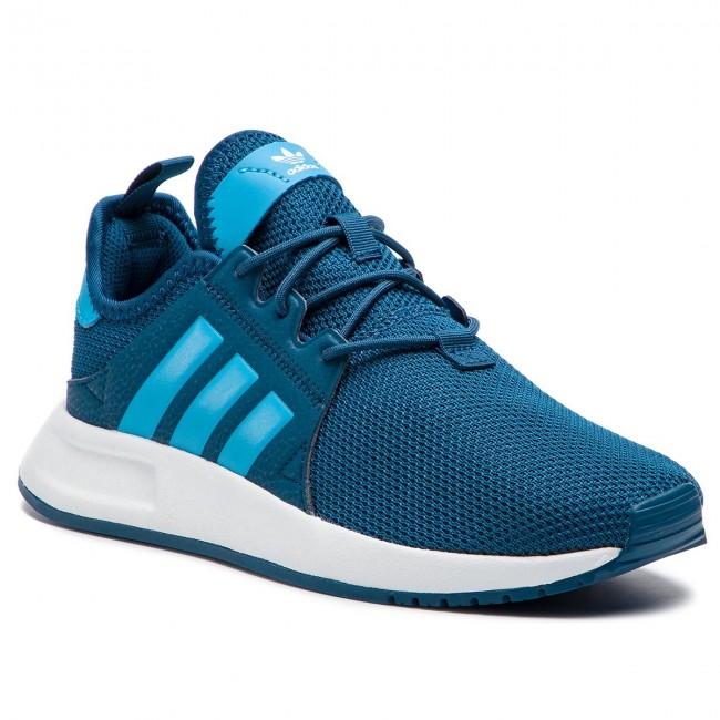 Nathaniel Ward Salir escala  Shoes adidas - X_Plr J CG6826 Legmar/Shocya/Ftwwht - Sneakers - Low shoes -  Women's shoes | efootwear.eu