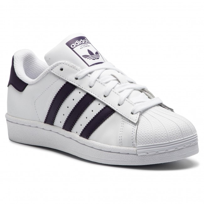size 40 b120d 290a8 Shoes adidas - Superstar W DB3346 Ftwwht/Legpur/Cblack
