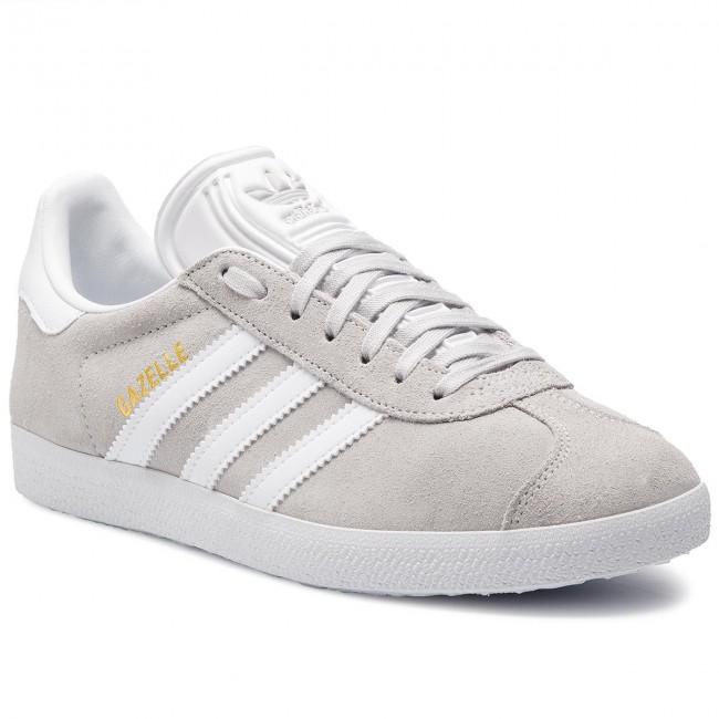 Adidas] F34053 Gazelle Women Men Running Shoes Sneakers Gray