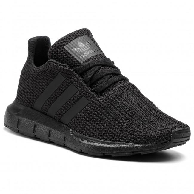 Shoes adidas Swift Run J F34314 CblackCblackCblack