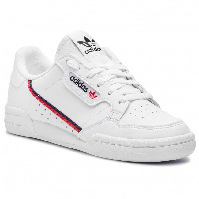 Shoes adidas Continental 80 J F99787 FtwhtScarleConavy