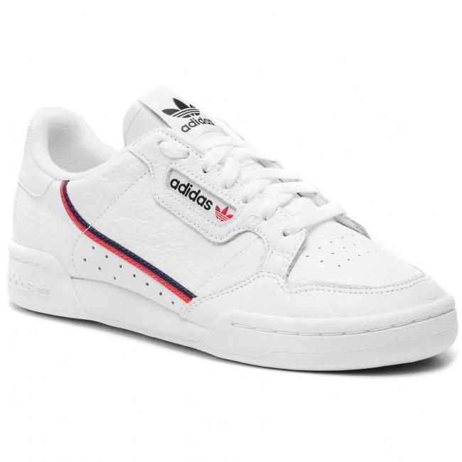 Shoes adidas Continental 80 G27706 FtwwhtScarleConavy