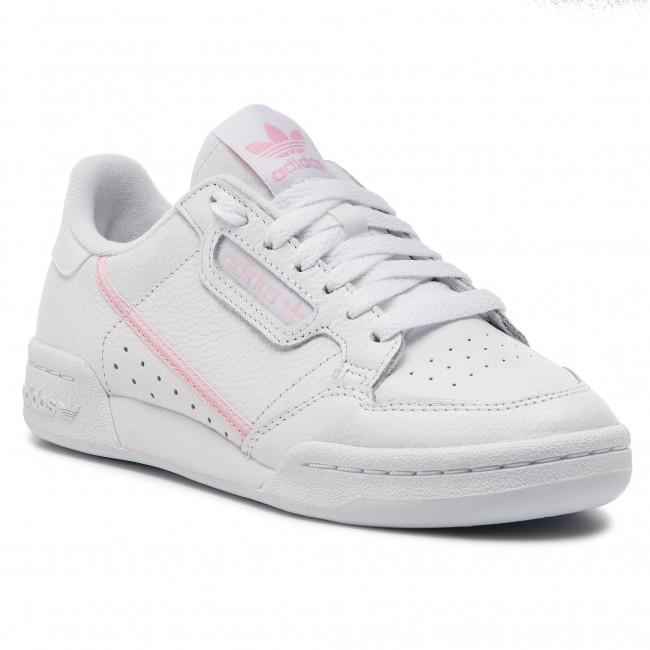 Shoes adidas Continental 80 W G27722 FtwwhtTrupnkClpink