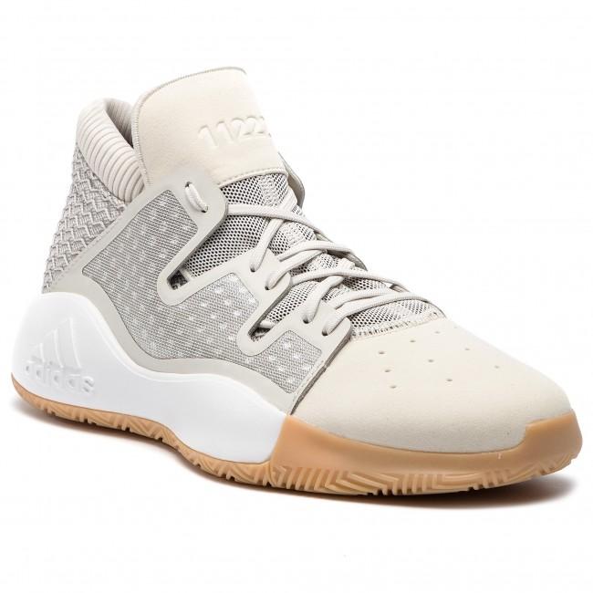 Shoes adidas Pro Vision D96945 RawwhtLbrownGum3