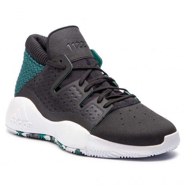 Shoes adidas Pro Vision D96946 CblackFtwwhtActgrn