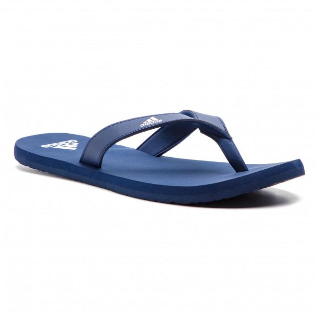 Slides adidas - Eezay Flip Flop F35028 Dkblue/Ftwwht/Dkblue