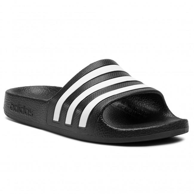 Slides adidas - adilette Aqua K F35556 Cblack/Ftwwht/Cblack