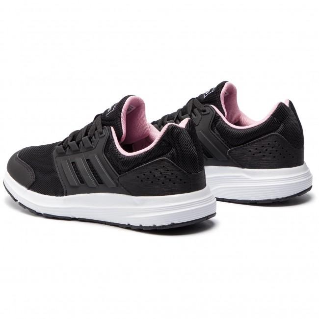 Shoes adidas - Galaxy 4 F36183 Cblack/Cblack/Trupnk