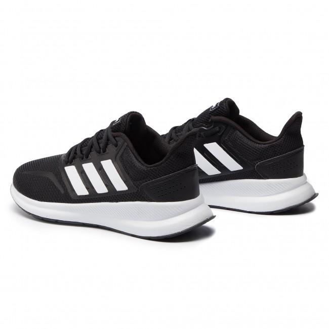 Civil cine Situación  Shoes adidas - Runfalcon F36199 Cblack/Ftwwht/Cblack - Indoor - Running  shoes - Sports shoes - Men's shoes   efootwear.eu