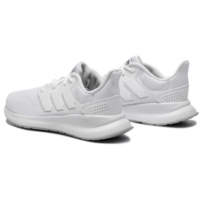 Shoes adidas Runfalcon K F36548 FtwwhtFtwwhtGretwo