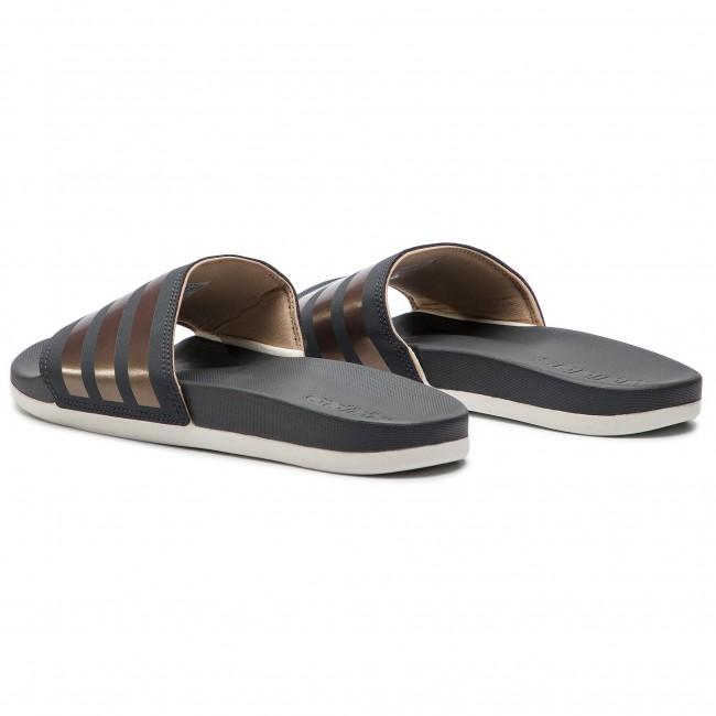 pobre fingir cartucho  Slides adidas - adilette Comfort F97200 Gresix/Coppmt/Rawwht - Casual mules  - Mules - Mules and sandals - Women's shoes | efootwear.eu