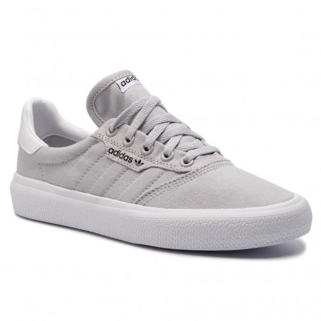 Shoes adidas - 3Mc J F36858 Lgsogr/Ftwwht/Cblack