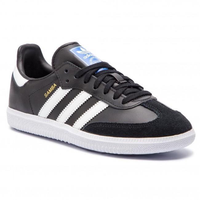 Shoes adidas - Samba Og J B37294 Cblack