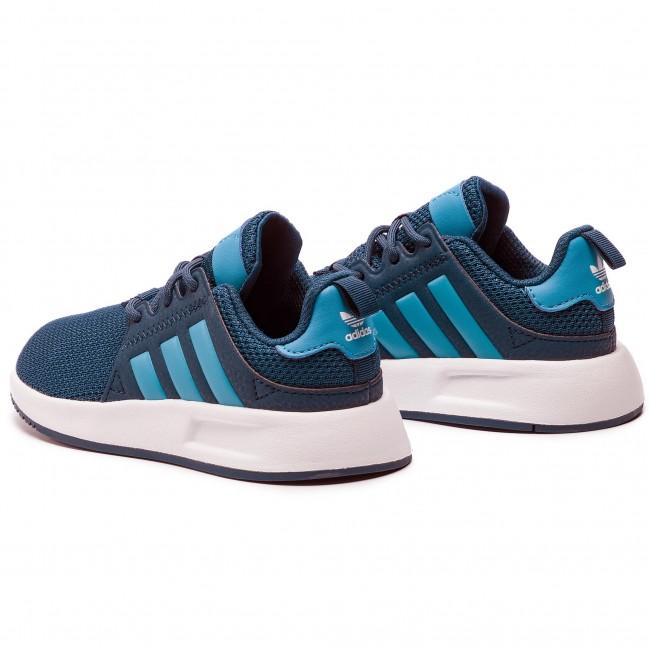 promesa Previamente En cualquier momento  Shoes adidas - X_Plr C CG6831 Legmar/Shocya/Ftwwht - Laced shoes - Low  shoes - Boy - Kids' shoes | efootwear.eu