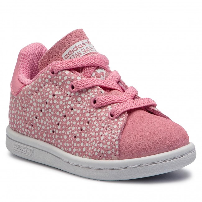 Shoes adidas Stan Smith El I F34170 LtpinkLtpinkFtwwht