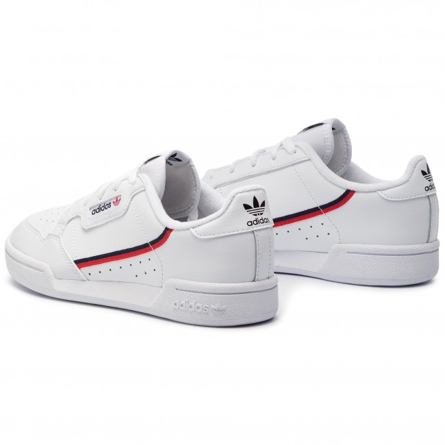 Shoes adidas Continental 80 C G28215 FtwwhtScarleConavy