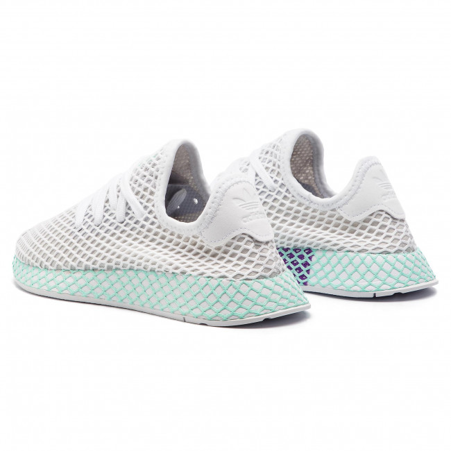 Shoes adidas Deerupt Runner W CG6089 FtwwhtGreoneClemin