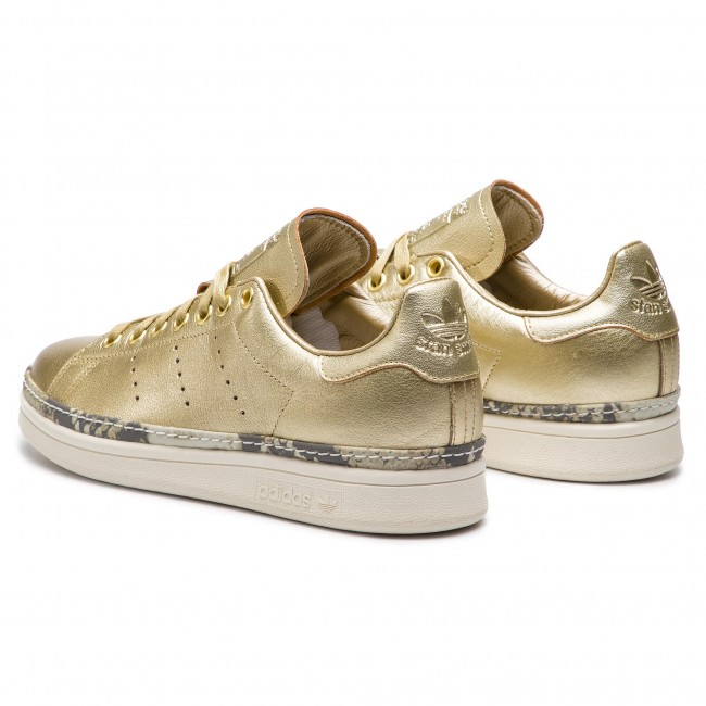 adidas Originals Stan Smith Sneakers New Bold Gold