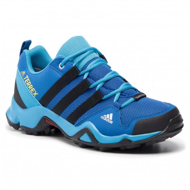 Shoes adidas Terrex Ax2r Cp K BC0675 BlubeaCblackShoyel