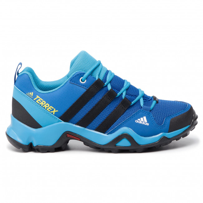 punto final líquido plátano  Shoes adidas - Terrex Ax2r Cp K BC0675 Blubea/Cblack/Shoyel - Trekker boots  - Low shoes - Women's shoes   efootwear.eu