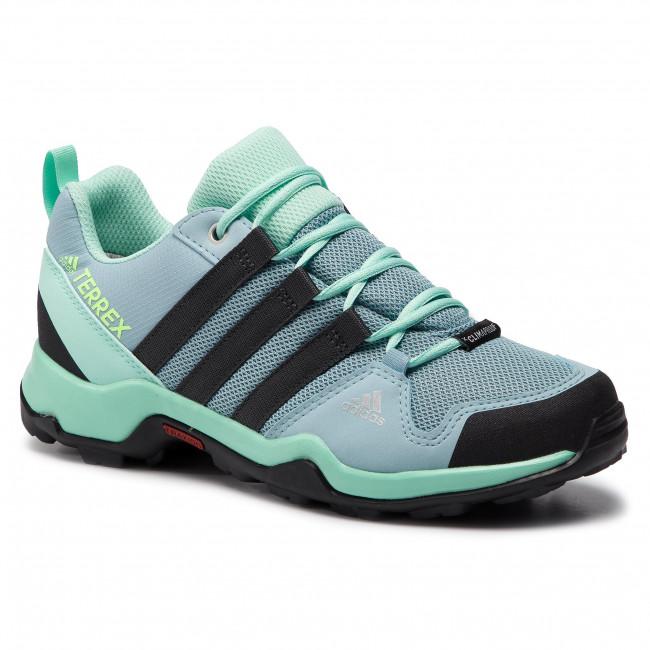 distorsión Motivación pollo  Shoes adidas - Terrex Ax2r Cp K BC0676 Ashgre/Carbon/Clemin - Trekker boots  - Low shoes - Women's shoes   efootwear.eu