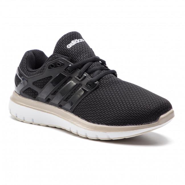 Shoes adidas - Energy Cloud V F35051 Cblack/Cblack/Plamet
