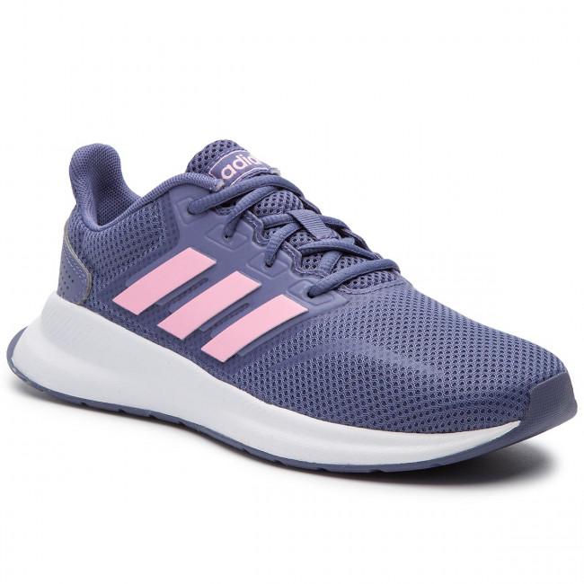 ampliar marca petróleo  Shoes adidas - Runfalcon F36541 Rawind/Trupnk/Cblack - Indoor - Running  shoes - Sports shoes - Women's shoes | efootwear.eu