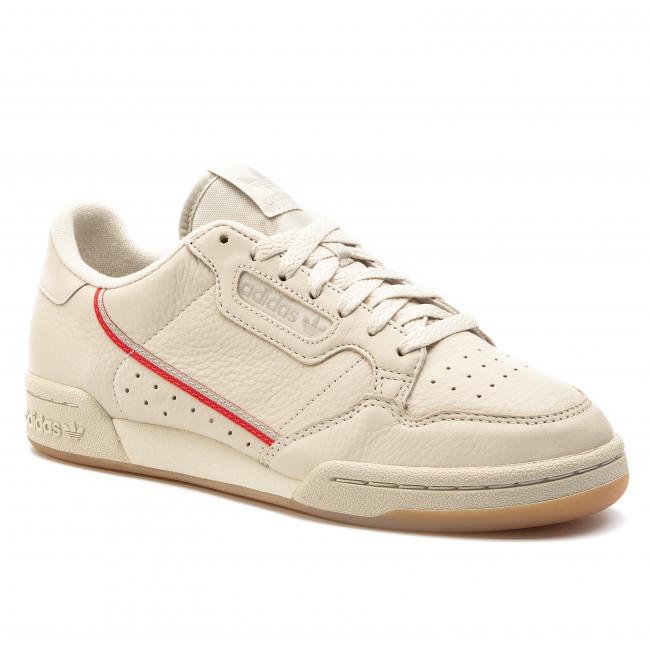 Shoes adidas Continental 80 BD7606 CbrownScarleEctrin