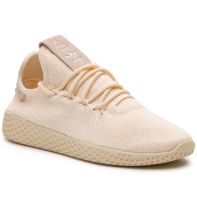 Leia inflación No puedo leer ni escribir  Shoes adidas - Pw Tennis Hu W D96552 Ecrtin/Clowhi/Cblack - Sneakers - Low  shoes - Women's shoes | efootwear.eu