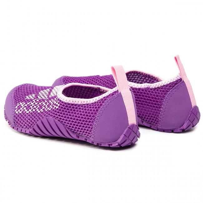Shoes adidas Kurobe K BC0708 ActpurActpurTrupnk