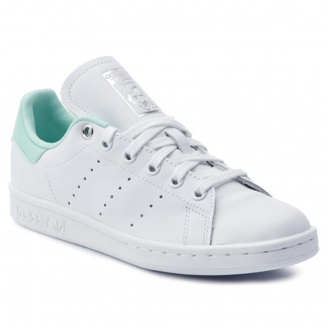 best website 5a417 b6287 Shoes adidas - Stan Smith W G27908 Ftwwht/Silvmt/Clemin