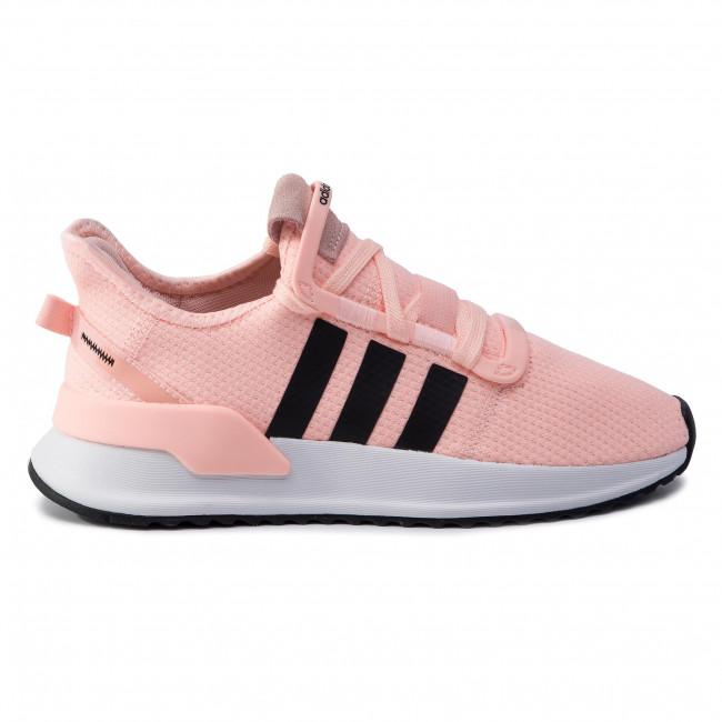 Shoes adidas U Path Run W G27996 CleoraCblackFtwwht