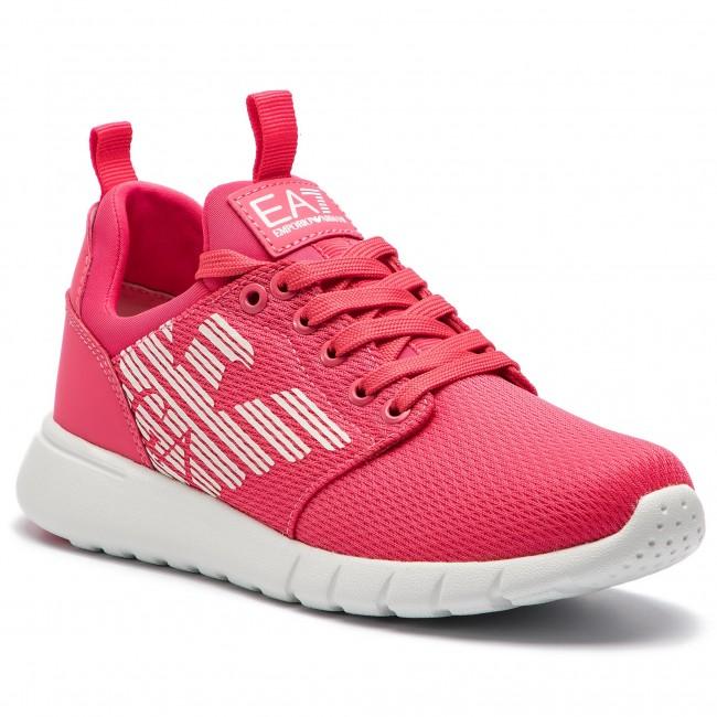 6165c4327 Sneakers EA7 EMPORIO ARMANI - X8X007 XCC02 00029 Rouge Red ...