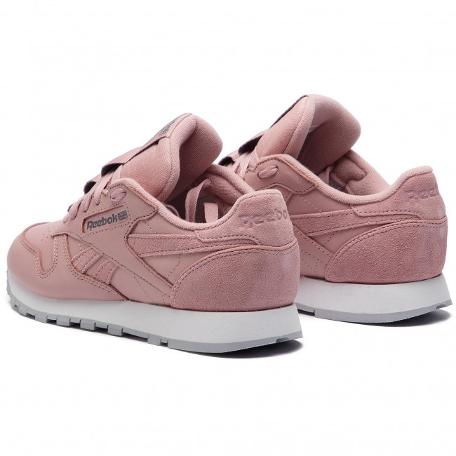 Shoes Reebok - Cl Lthr CN7024 Smoky Rose/Cold Grey/Wht - Sneakers