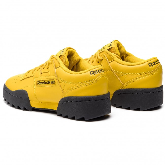 Shoes Reebok Workout Ripple Og DV3757 Urban YellowTrue Gr